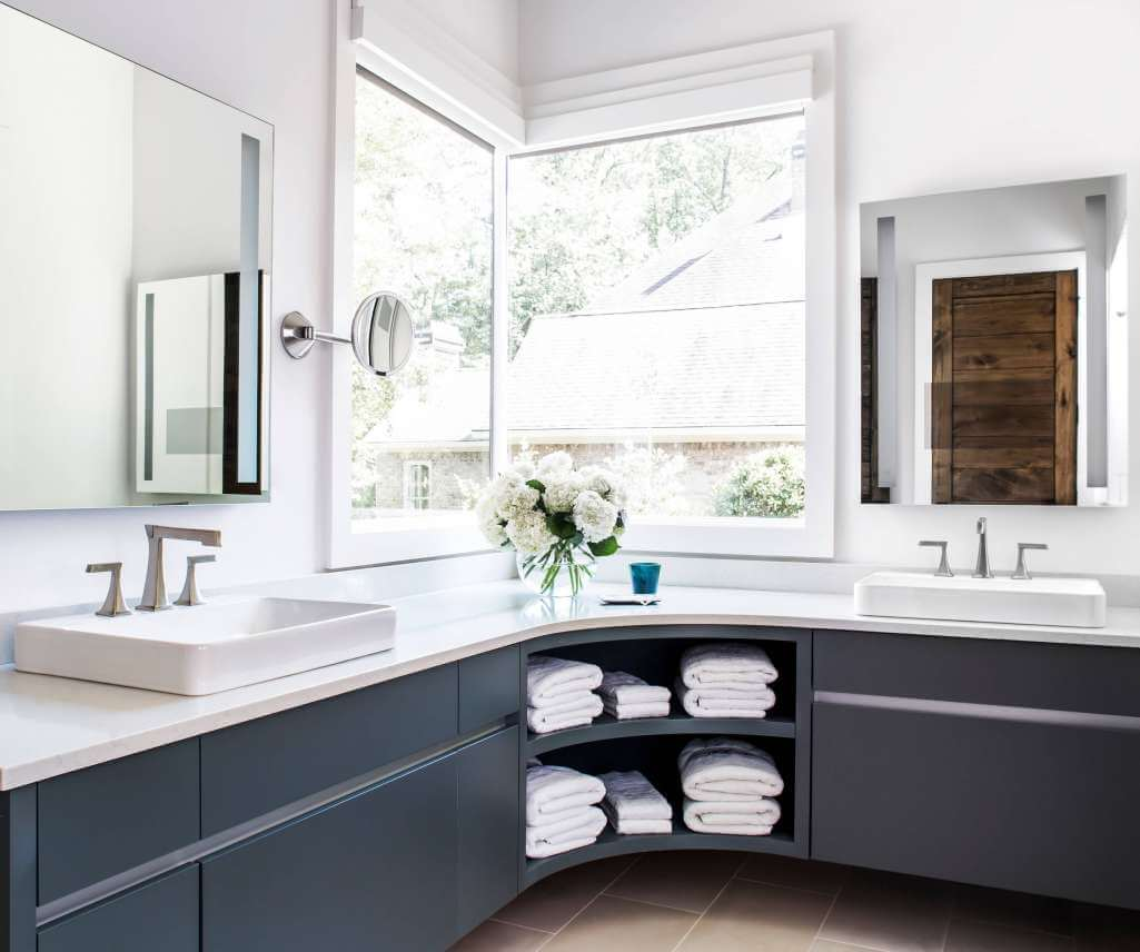 Types Of Bathroom Vanities