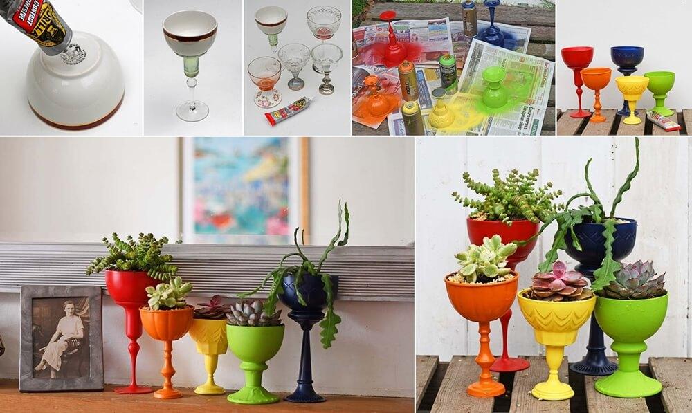 Cactus and Succulent Planter Ideas