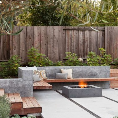 Ideas to Design a Concrete Patio