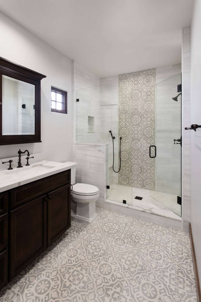 15 Shower Tile Ideas