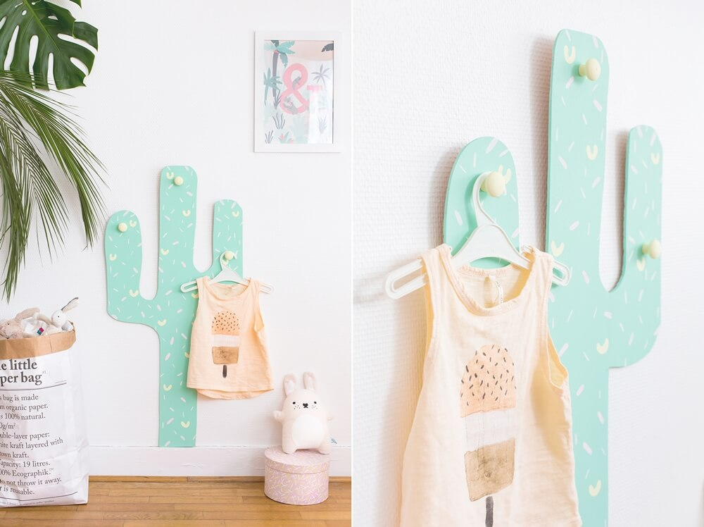 Cactus Kids Room Decor Ideas