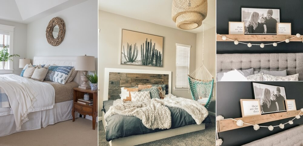 Rustic Bedroom Updates