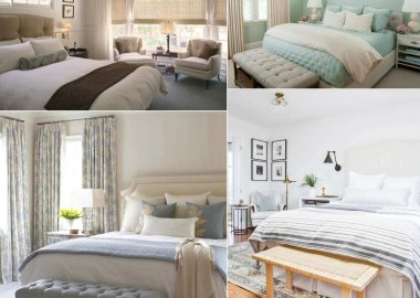 Soothing Master Bedroom Decorating Ideas