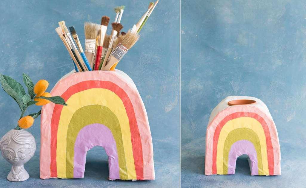 DIY Paper Mache Crafts