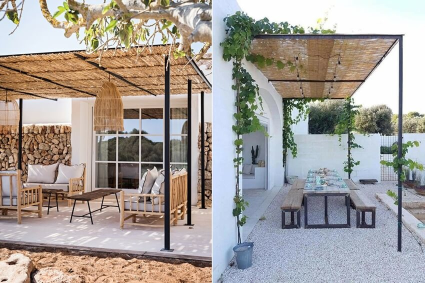 Sun Shade Ideas For Patio