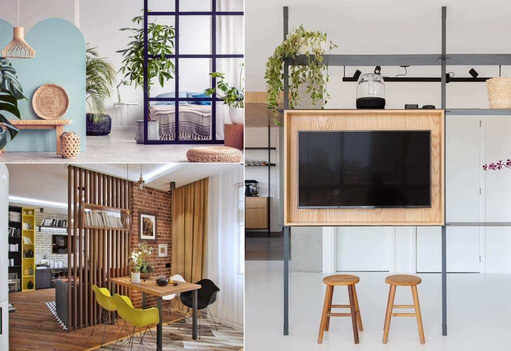 Cool Room Divider Ideas