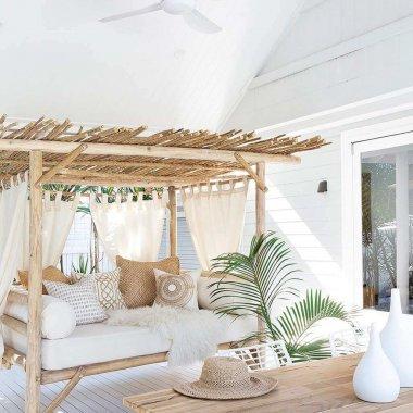 beachy patio