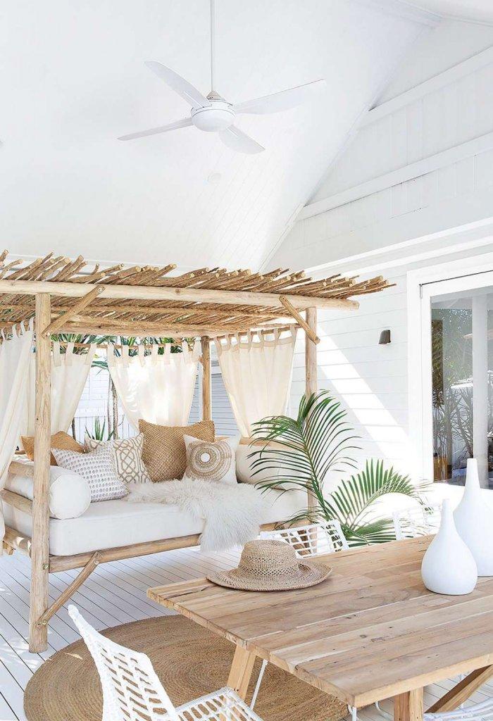 Beach Inspired Patio Ideas
