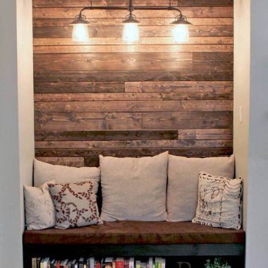 alcove decor ideas