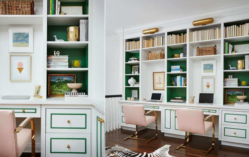 Pink and Green Decor Ideas