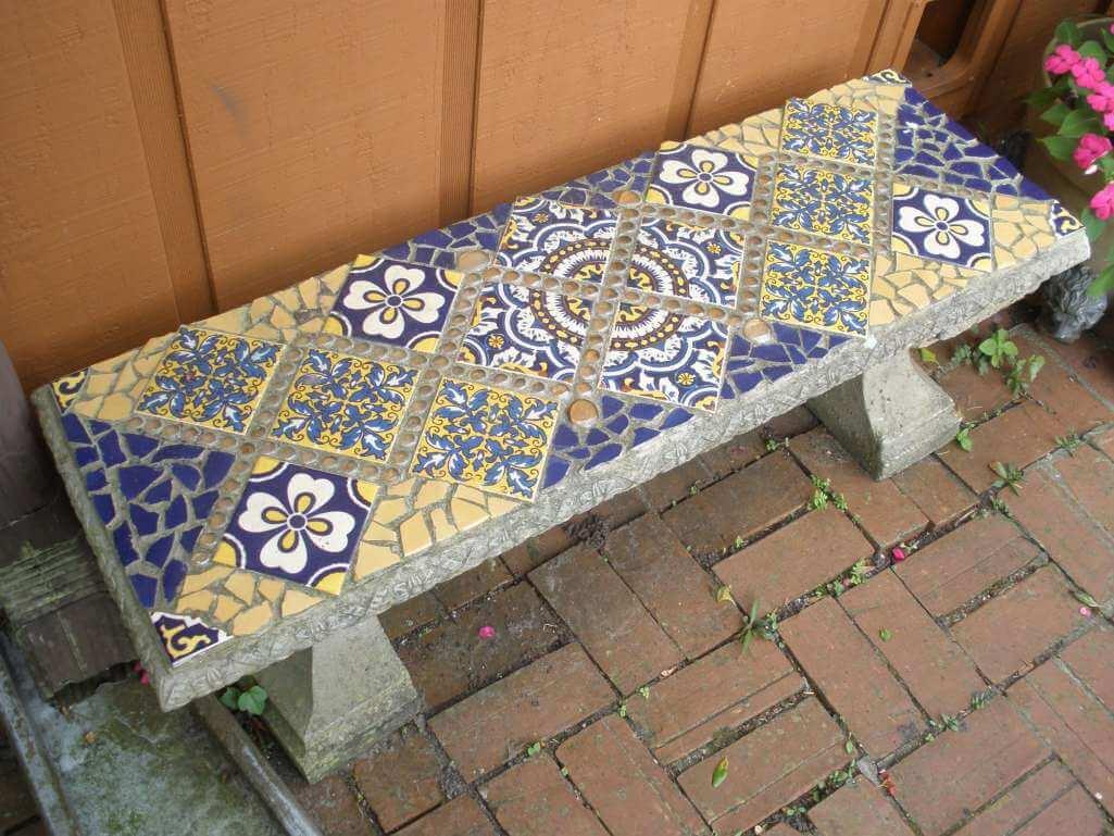 spanish tile decor