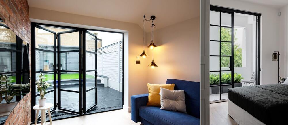 Bedroom Balcony Door Ideas