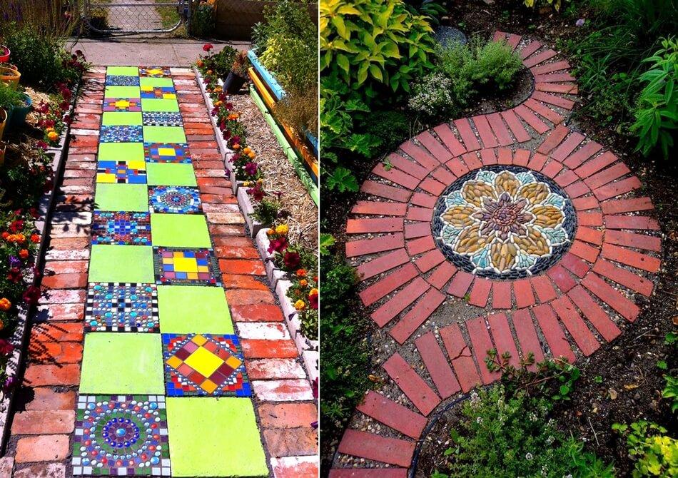 brick landscaping ideas