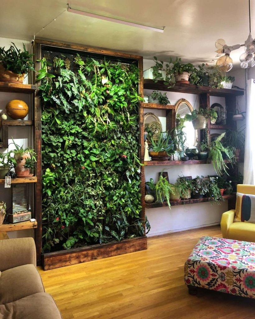 Benefits of Living Green Walls