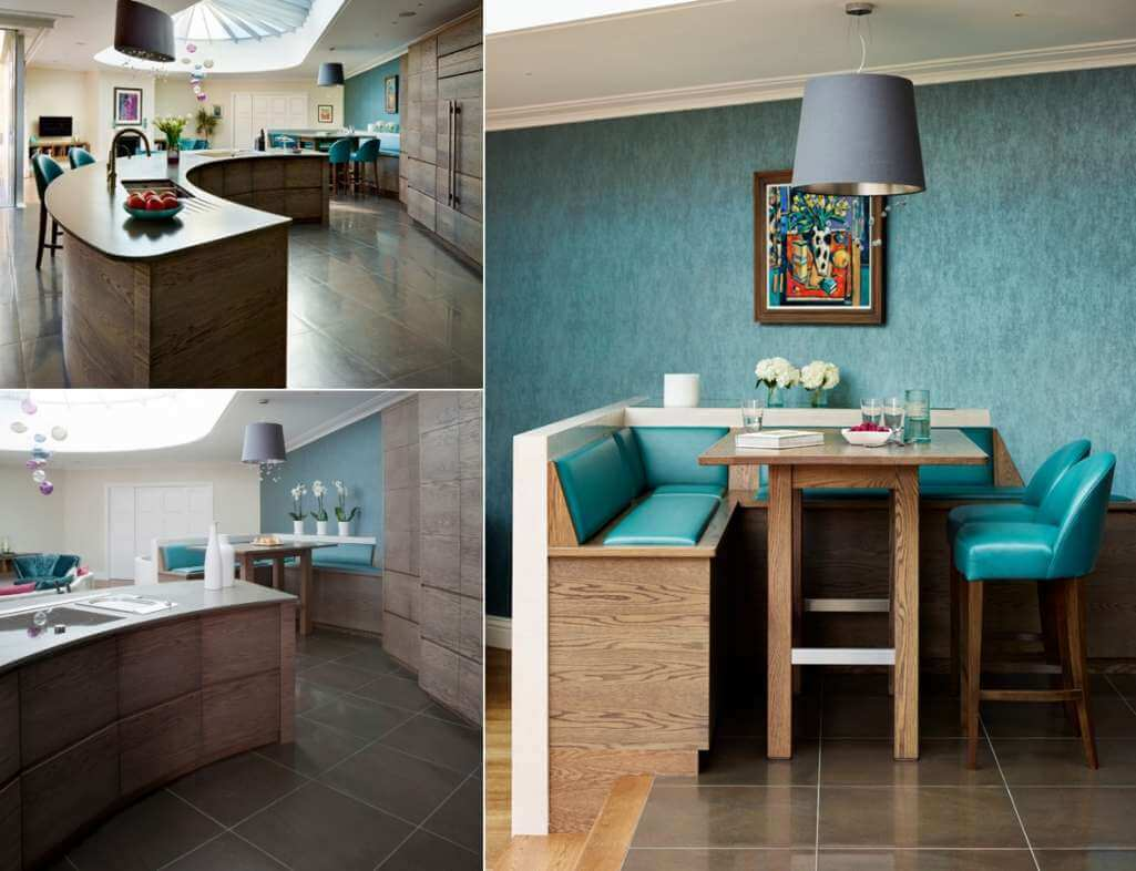 kitchen bench designs