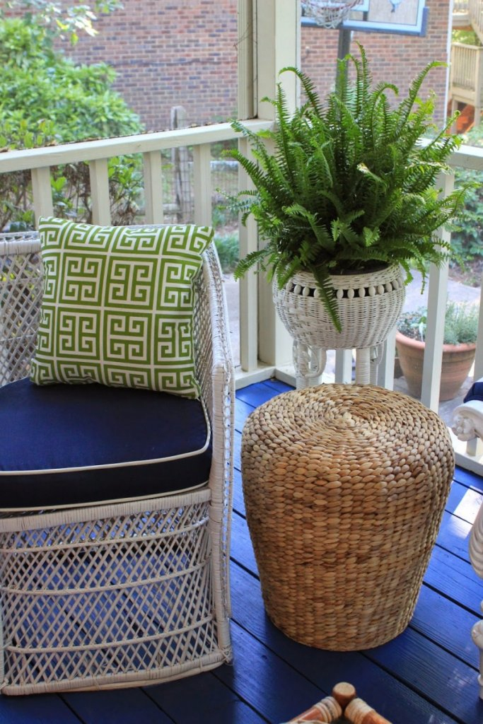 Ideas To Decorate With Garden Stools