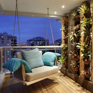 DIY Balcony Garden Ideas