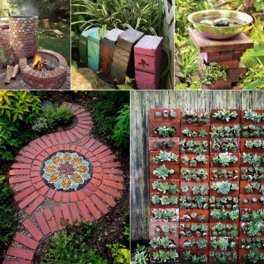 brick landscaping ideas