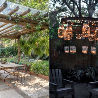 Rustic Outdoor Decor Ideas