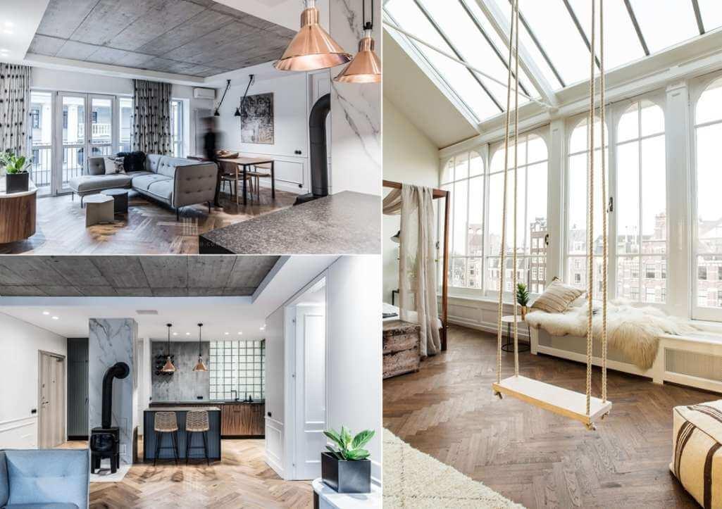 Loft Apartment Decorating Ideas