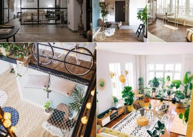 Loft Apartment Decorating Ideas