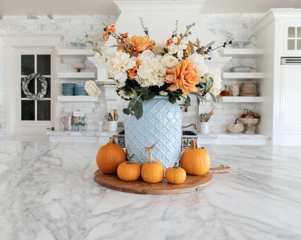 Fall Centrepiece Ideas
