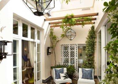 Courtyard Patio Ideas