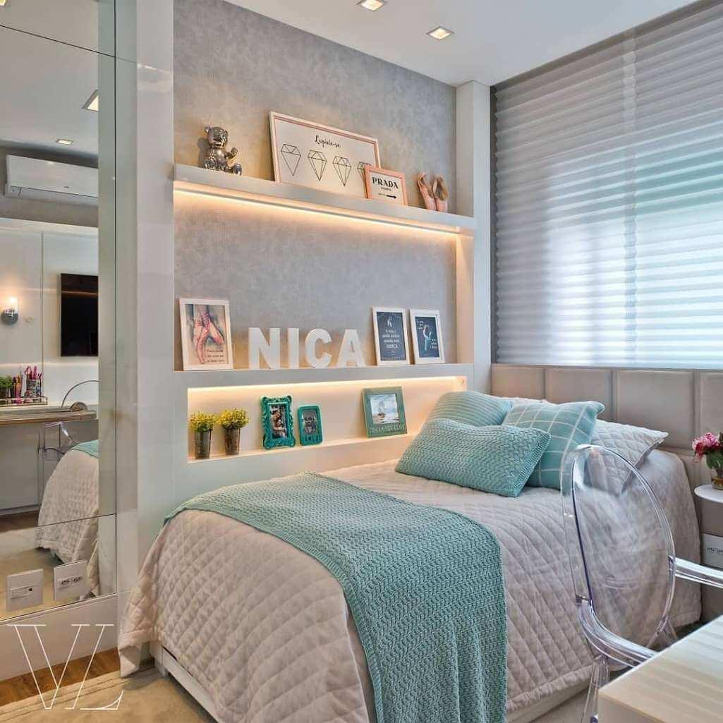 Tiny Bedroom Storage Ideas