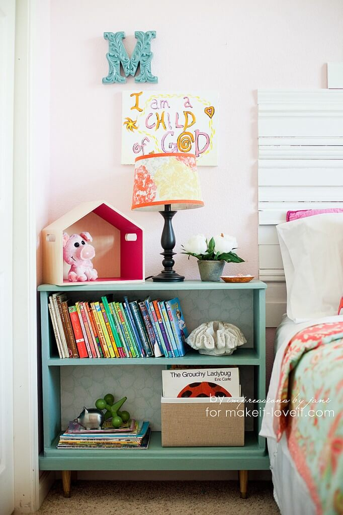 Teen Bedroom Organization Ideas