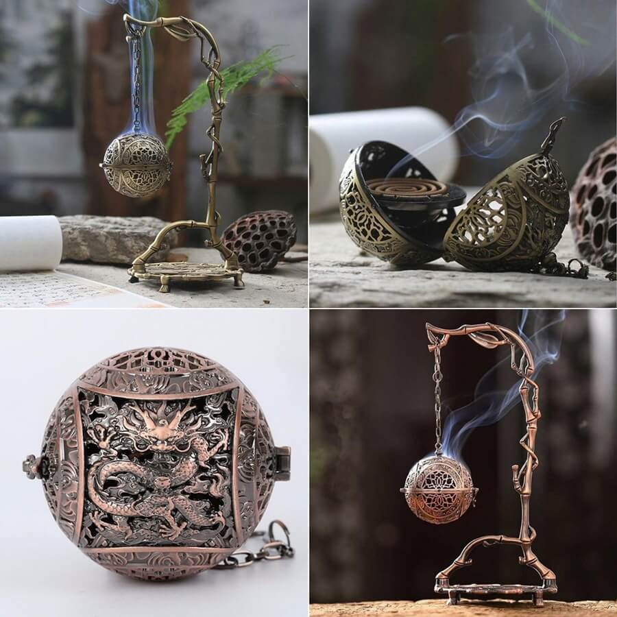 Incense Burner Designs