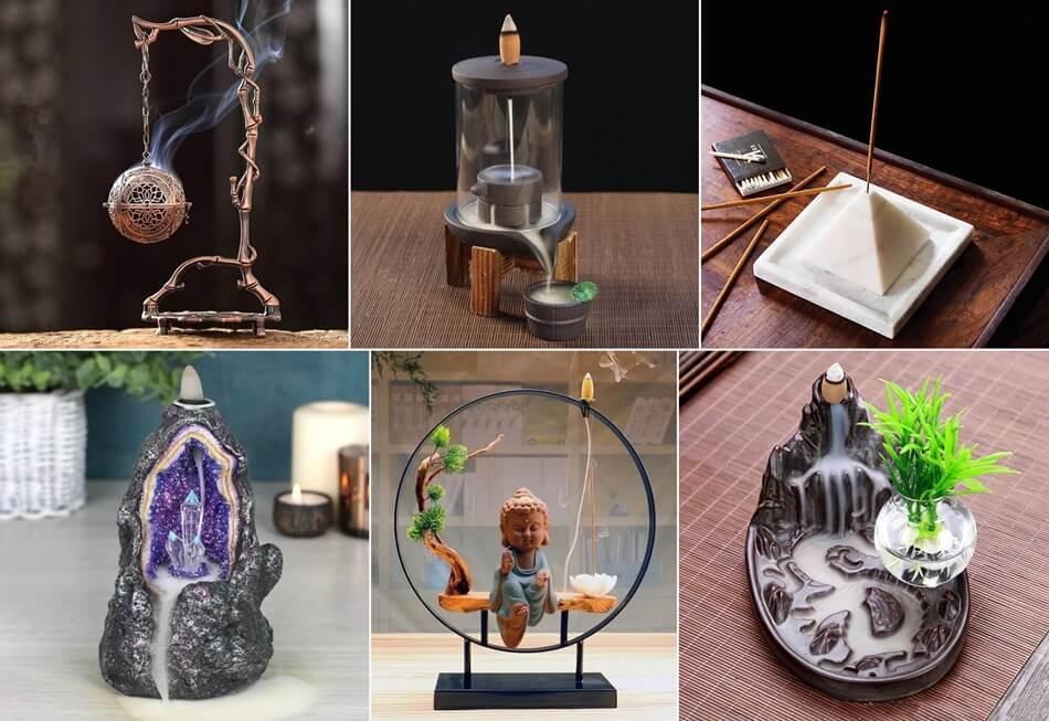Incense Burner Designs