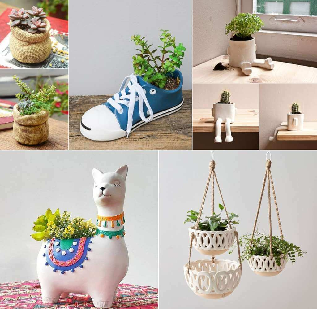 Ceramic Planter Designs