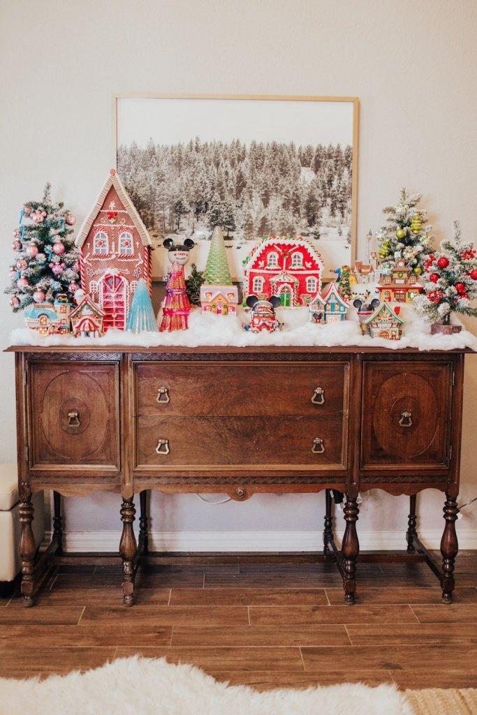 Christmas Village Ideas