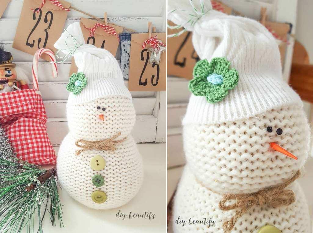 DIY Snowman Ideas