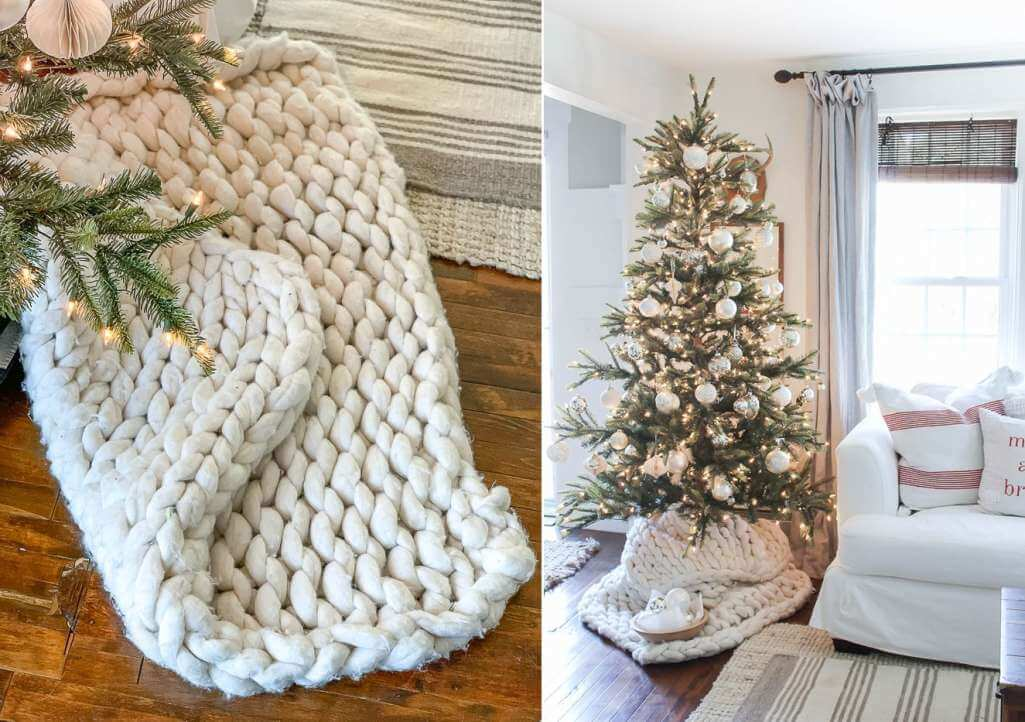 Chunky Knit Decor Projects