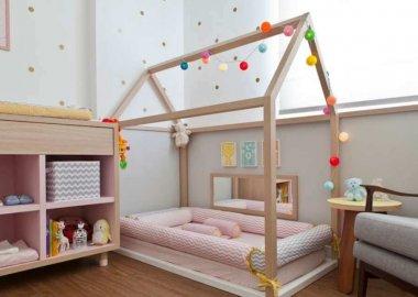 floor toddler bed