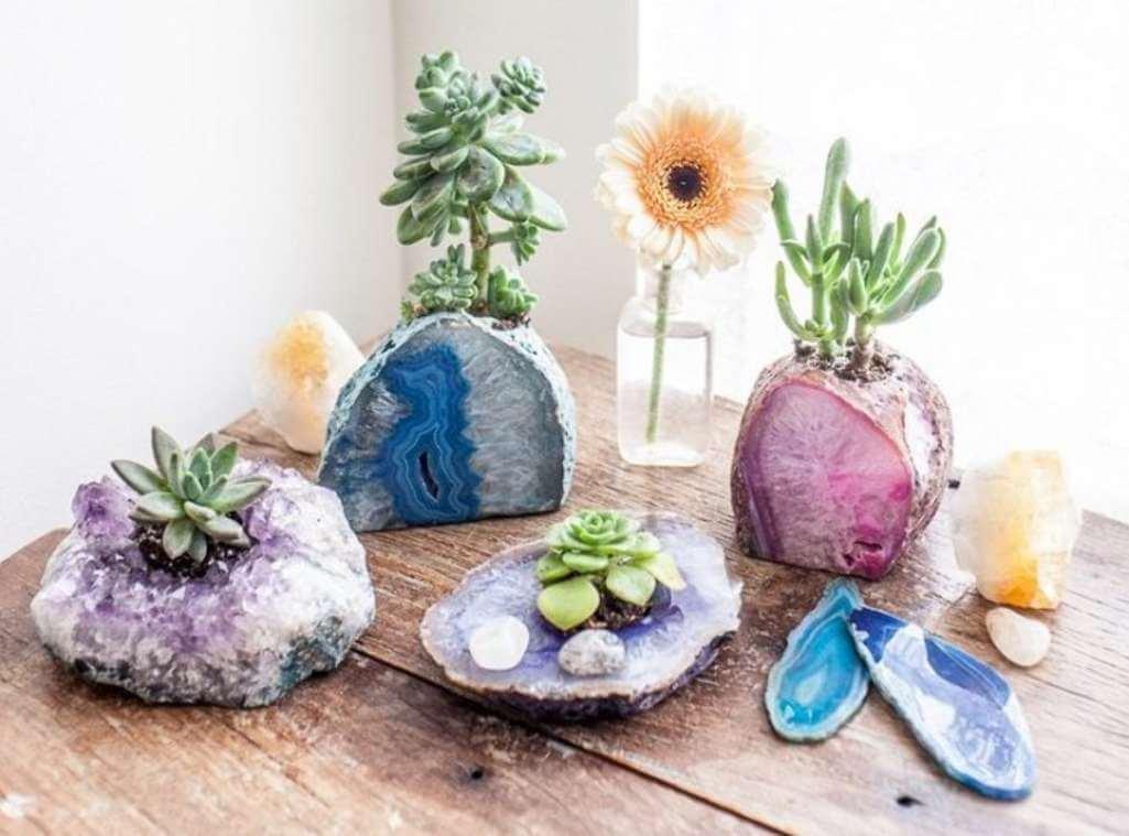 Crystal Garden Ideas