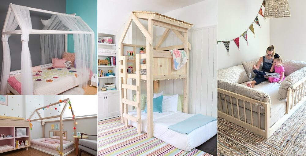 Why a Floor Bed is Good For Toddlers?