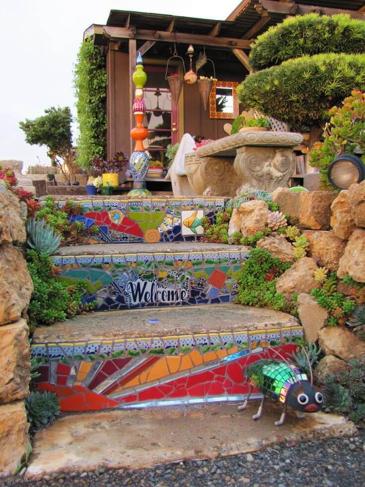 Outdoor Stairs Design Ideas