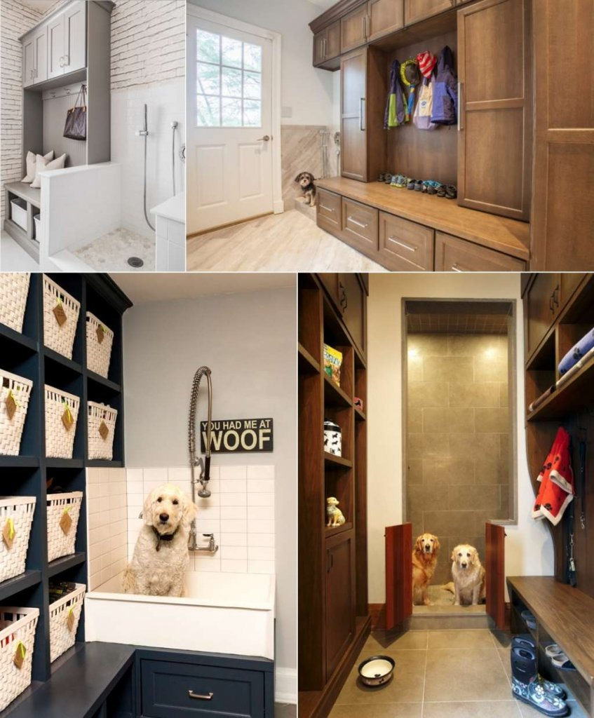 Dog Washing Station Ideas