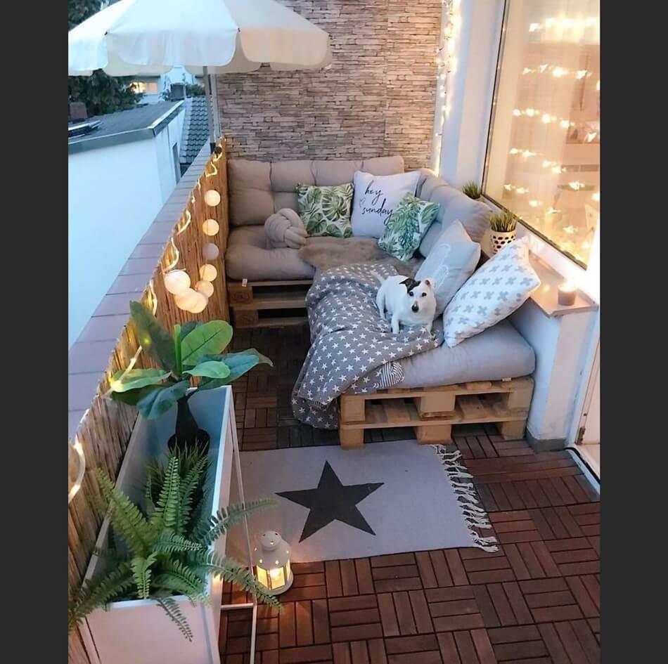 Balcony Rug Ideas