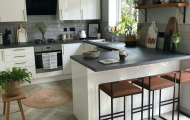 Herringbone Home Decor Ideas