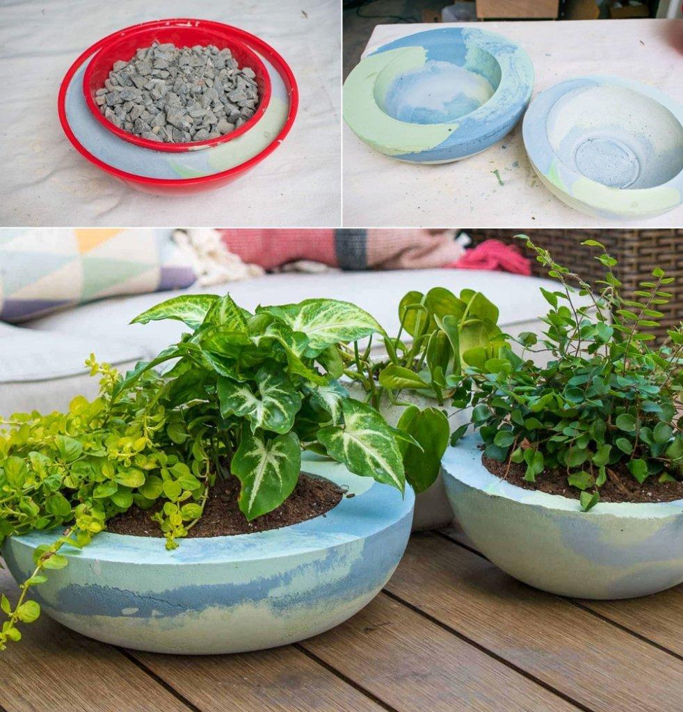 Spring Planter Ideas