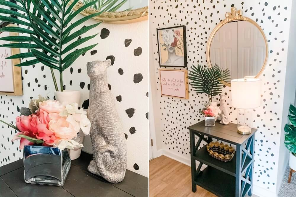 Entryway Feature Wall Ideas