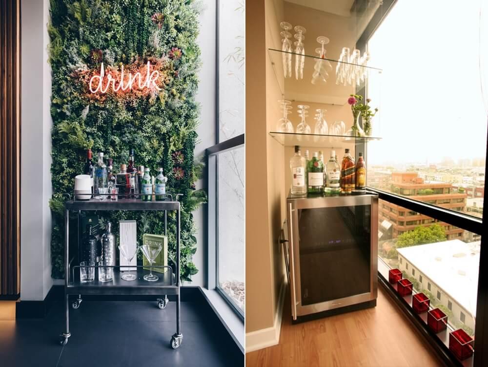 Enclosed Balcony Decor Ideas