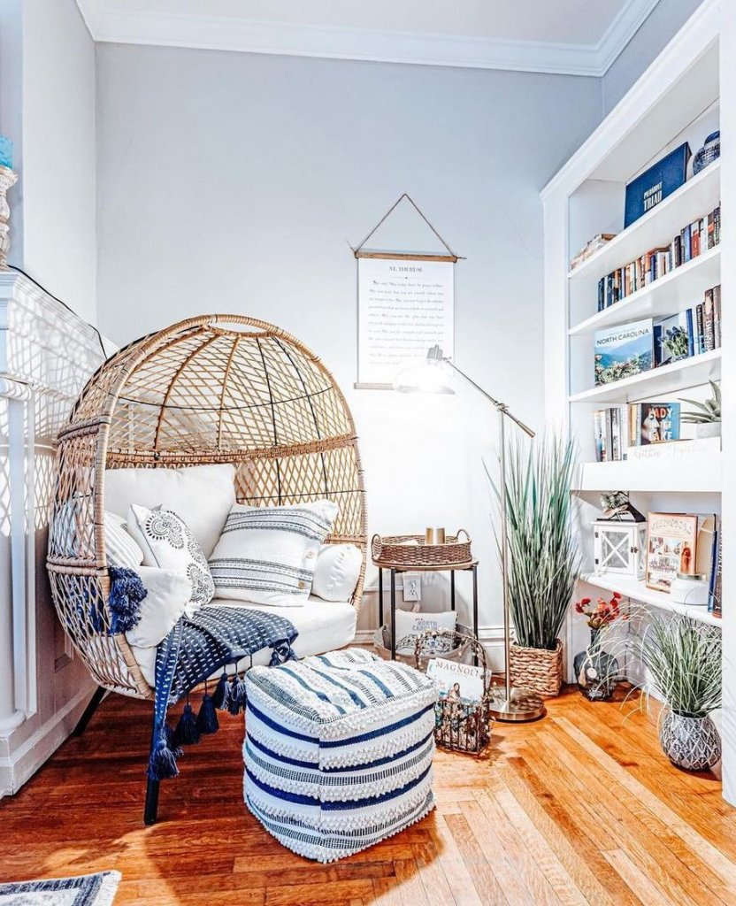 Fun Ways to Design a Reading Nook