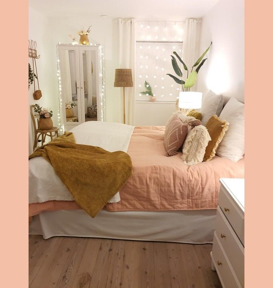 Wicker Bedroom Decor Ideas