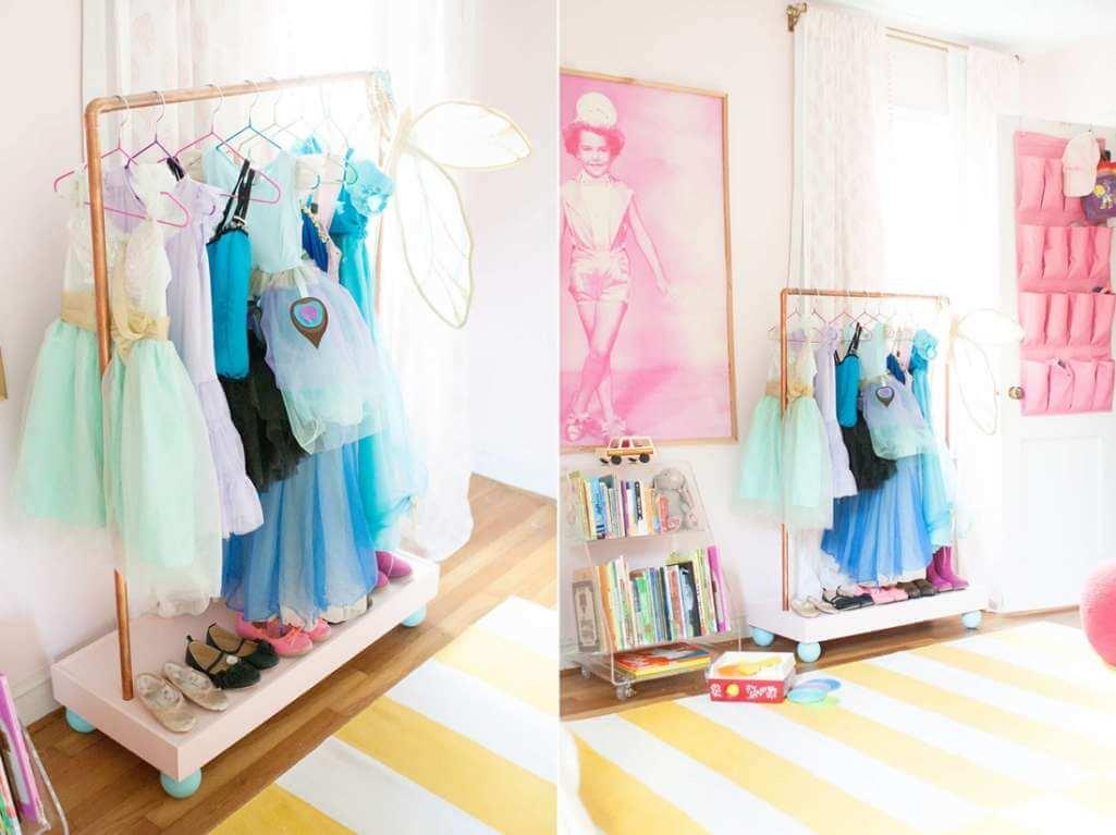 DIY Kids Wardrobe Ideas