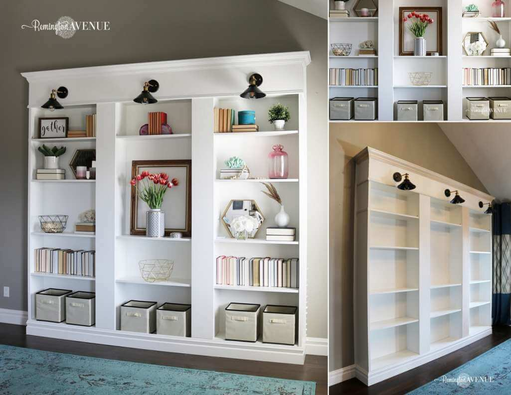 DIY Built-in Ideas for Your Home
