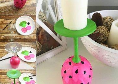 diy watermelon decor projects